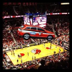 Photo taken at Moda Center at The Rose Quarter by Justin M. on 12/9/2012