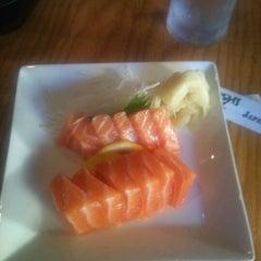 Photo taken at Sushi Rock by Ivan B. on 10/15/2012