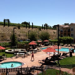 Photo taken at The Meritage Resort and Spa by Sumi L. on 7/28/2013