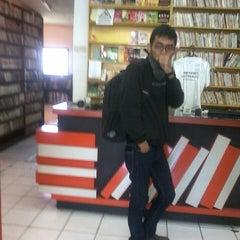 Photo taken at Pitimoss Fun Library by Erlita on 2/20/2014