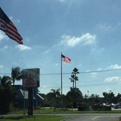 Photo taken at Stuart, FL by Abdullah Yilmaz T. on 11/23/2015
