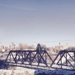 Photo taken at Toledo, OH by Abdullah Yilmaz T. on 2/5/2015