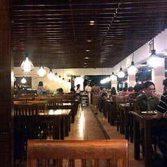 Photo taken at Pondok Laguna Resto by Retteline on 11/18/2012