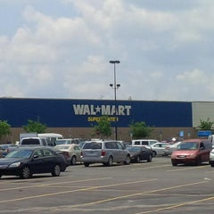Photo taken at Walmart Supercenter by Mark S. on 8/6/2013