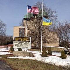 Photo taken at St. Josaphats Ukrainian Catholic Church by Orest H. on 2/23/2014