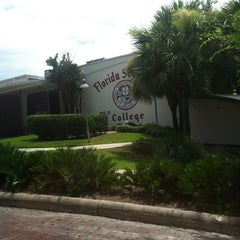 Photo taken at Florida Southern College by Josie D. on 8/1/2013
