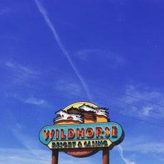 Photo taken at Wildhorse Resort & Casino by Chris S. on 7/15/2015