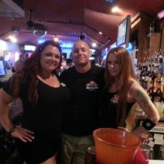 Photo taken at Swing Bridge Saloon by stephanie b. on 5/10/2014