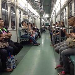 Photo taken at LRT 1 (5th Avenue Station) by Jhozza L. on 6/25/2013