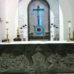 Photo taken at Paroquia Santo Cura D'Ars by Ênio L. on 8/22/2013