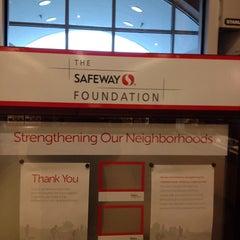 Photo taken at Safeway by Ramzi A. on 2/15/2014