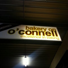 Photo taken at Bakery on O'Connell by Tarek A. on 5/10/2013