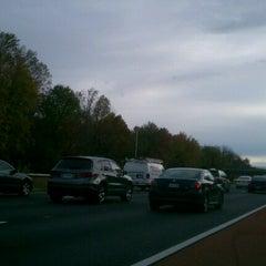 Photo taken at I-66 - Arlington / Fairfax County by Felicia S. on 11/8/2012