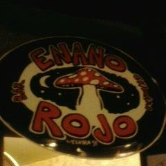 Photo taken at Enano Rojo by Anastasia C. on 5/5/2013