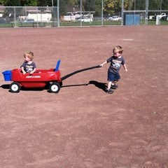 Photo taken at Greenbrook Elementary School by Helene K. on 10/27/2012