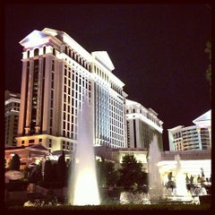 Photo taken at Caesars Palace Hotel & Casino by Caleb E. on 9/14/2013