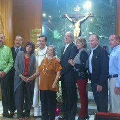 Foto tomada en Iglesia De Nuestra Señora De La Salud por Ilse F. el 11/3/2012