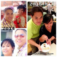 Photo taken at Evergreen Laurel Hotel by Dondon Valles P. on 7/6/2015