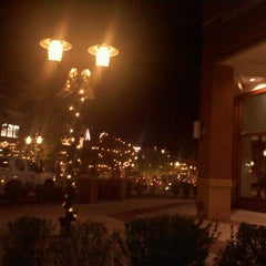 Photo taken at Friendly Shopping Center by Stacey R. on 11/6/2011
