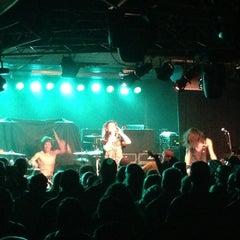 Photo taken at Asylum Sports Bar Grill & Nightclub by Rori C. on 1/23/2013