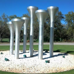 Photo taken at Disney's Osprey Ridge Golf Course by Bryan B. on 2/8/2013