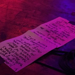 Photo taken at Duck Room at Blueberry Hill by Kevin C. on 9/3/2015