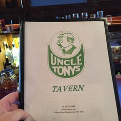 Photo taken at Uncle Tony's by Kevin C. on 5/18/2015