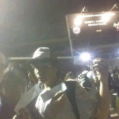 Photo taken at Estadio Malvinas Argentinas by Nicholas L. on 4/30/2015