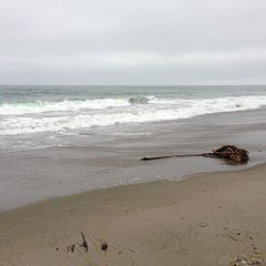 Photo taken at Moss Landing State Beach by Chip T. on 7/21/2013
