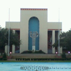 Photo taken at Fair Park by Bert T. on 11/19/2012