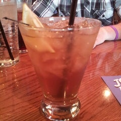 Photo taken at Outback Steakhouse by Ashley K. on 5/7/2013