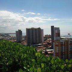 Photo taken at Praia Centro Hotel Fortaleza by Thiago C. on 6/26/2013
