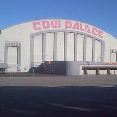 Photo taken at Cow Palace by Richie W. on 8/16/2013