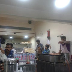 Photo taken at 5D The Food Domain by Pavan G. on 1/16/2013