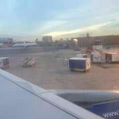 Photo taken at Gate A17 by Racky S. on 2/7/2013