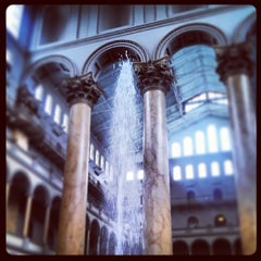 Photo taken at National Building Museum by Josh W. on 7/3/2013