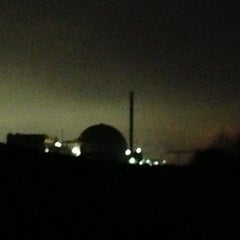 Photo taken at Dow Chemical Werk Stade, Methocel Plant by Espen S. on 1/4/2013