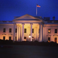 Photo taken at The White House by Carlos L. on 5/20/2013