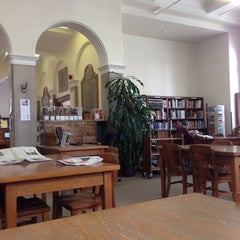 Photo taken at Atwater Library and Computer Centre by Jessamyn W. on 5/3/2014