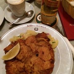 Photo taken at Kaffee Alt Wien by Yulia T. on 10/19/2015