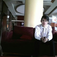 Photo taken at President Executive Club (PEC) by Ficky T. on 8/17/2013