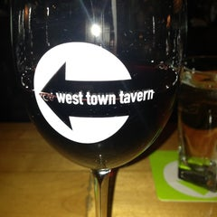 Photo taken at West Town Tavern by RoPJJ on 4/4/2013