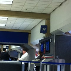 Photo taken at Gate B9 by hnygirl2000 on 10/2/2012