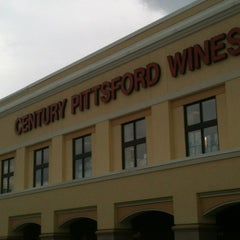 Photo taken at Century Pittsford Wines by Mike O. on 10/5/2012