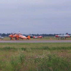 Photo taken at Teuge International Airport by Henk N. on 6/9/2013