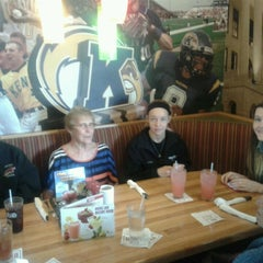Photo taken at Applebee's by Chris R. on 5/12/2013