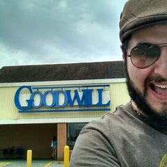 Photo taken at Goodwill by Pablo C. on 7/5/2014