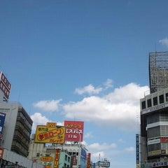 Photo taken at 高田馬場駅 (Takadanobaba Sta.) by Akihiro Y. on 6/7/2013