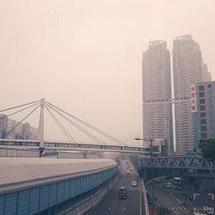 Photo taken at HSBC Centre 匯豐中心 by Kelvin L. on 4/2/2014
