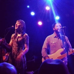 Photo taken at Aladdin Theater by Laura on 11/25/2012